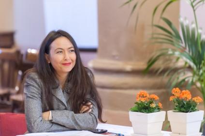 Sindaco Irene Priolo - Convegno inaugurazione del Cippo del Triumvirato