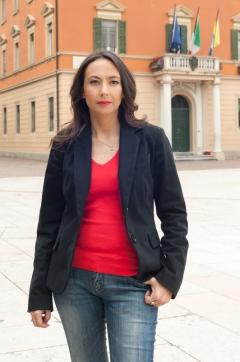 Irene Priolo, Sindaco di Calderara di Reno