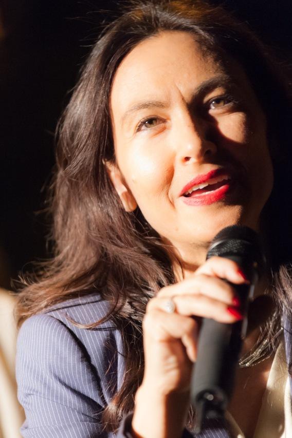 Irene Priolo durante la Campagna 2014