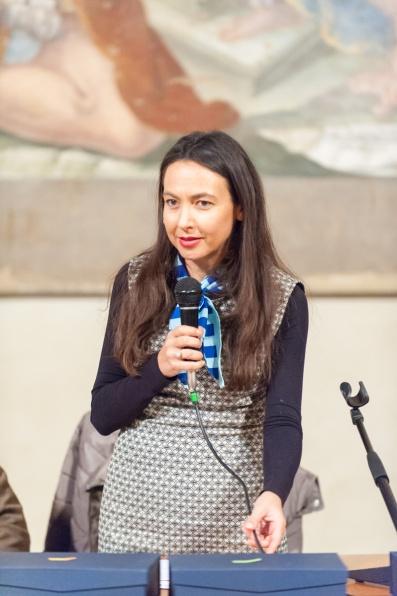 Irene Priolo Presidente ANED Bologna