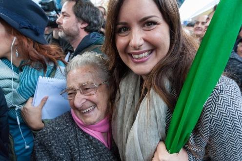 Irene Priolo Matteo Renzi a Calderara di Reno-11