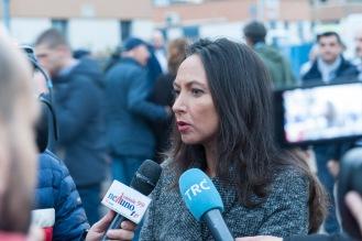 Irene Priolo Matteo Renzi a Calderara di Reno-35